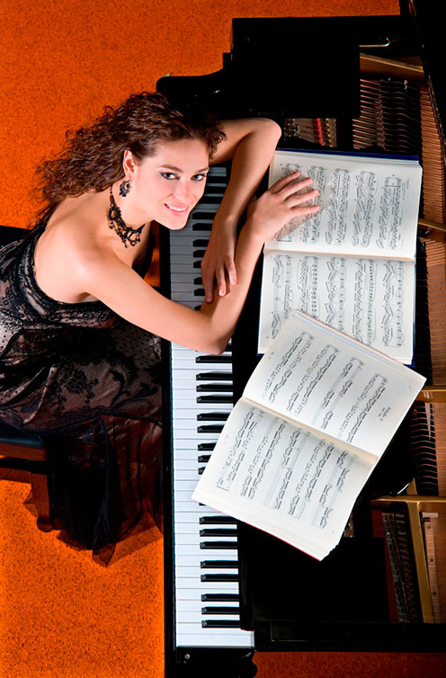 Piano Sólo - Elena Miguélez